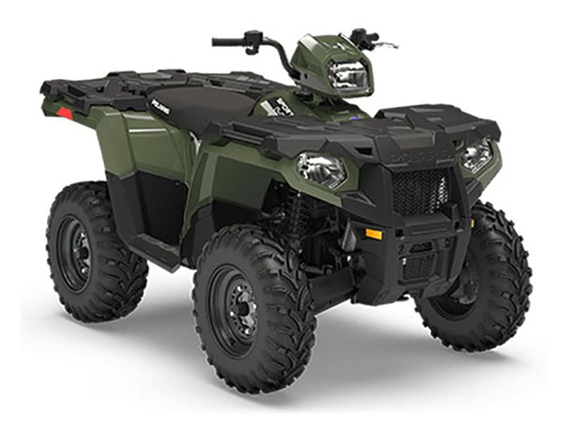 2019 Polaris Sportsman 450 H.O. (Red Sticker) in Ironwood, Michigan