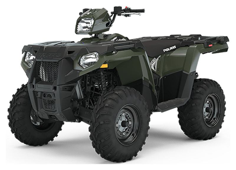 2020 Polaris Sportsman 450 H.O.  (Red Sticker) in Monroe, Michigan - Photo 1