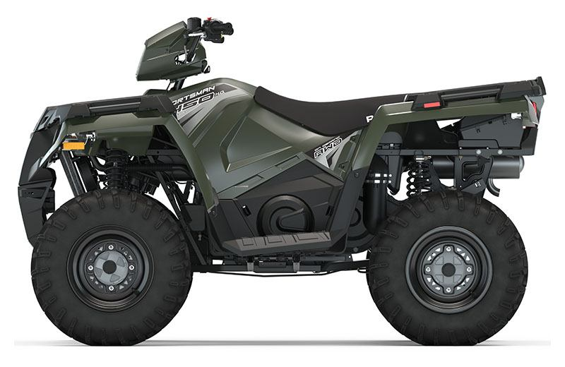 2020 Polaris Sportsman 450 H.O. in Lincoln, Maine