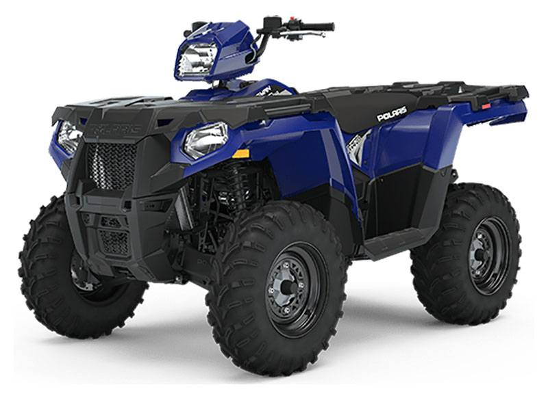 2020 Polaris Sportsman 450 H.O. (Red Sticker) in Ennis, Texas - Photo 1