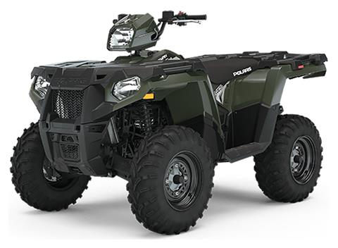2020 Polaris Sportsman 450 H.O. EPS (Red Sticker) in Clearwater, Florida - Photo 1