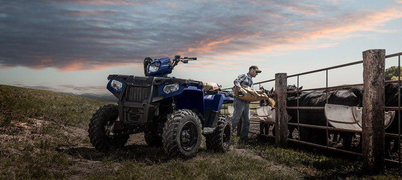 2020 Polaris Sportsman 450 H.O. EPS (Red Sticker) in San Diego, California - Photo 3