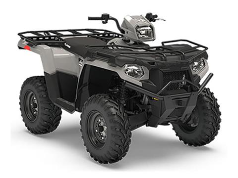 2019 Polaris Sportsman 450 H.O. Utility Edition (Red Sticker) in Center Conway, New Hampshire