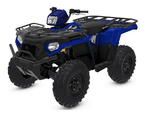2020 Polaris Sportsman 450 H.O. Utility Package (Red Sticker) in Barre, Massachusetts - Photo 1