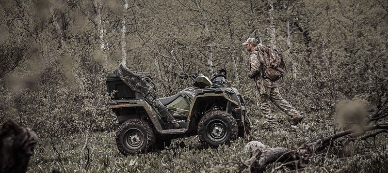 2020 Polaris Sportsman 450 H.O. Utility Package in Center Conway, New Hampshire - Photo 2