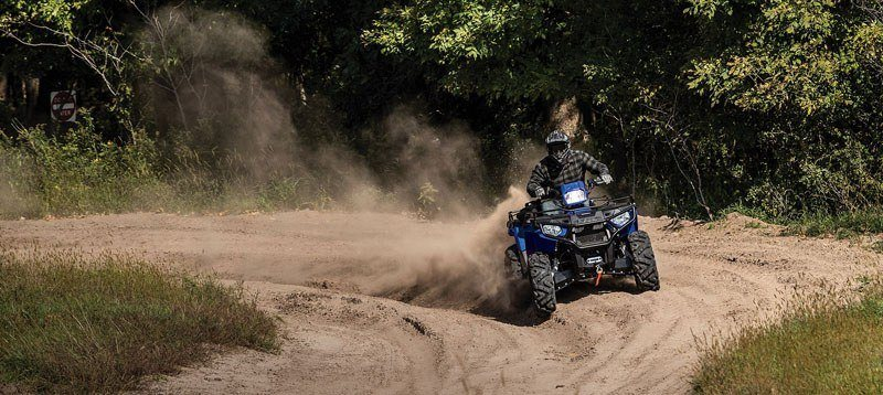 2020 Polaris Sportsman 450 H.O. Utility Package (Red Sticker) in Barre, Massachusetts - Photo 4