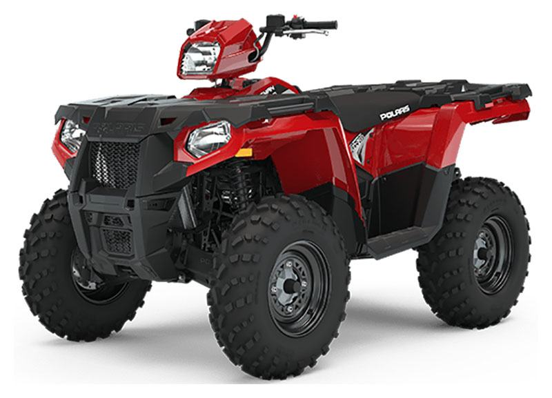2020 Polaris Sportsman 570 in Barre, Massachusetts - Photo 1
