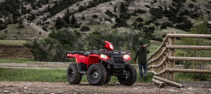 2020 Polaris Sportsman 570 EPS in Caroline, Wisconsin - Photo 5