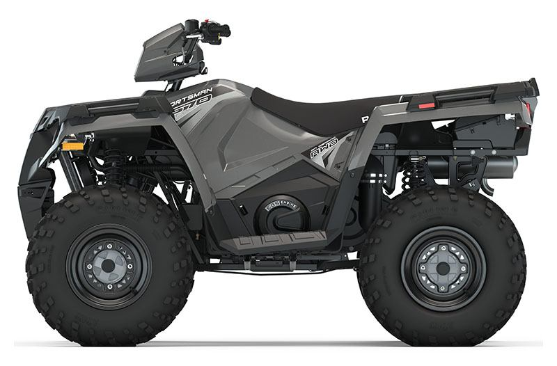 2020 Polaris Sportsman 570 EPS in Union Grove, Wisconsin - Photo 8