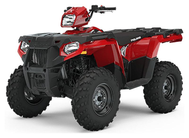 2020 Polaris Sportsman 570 EPS (EVAP) in Kansas City, Kansas - Photo 1