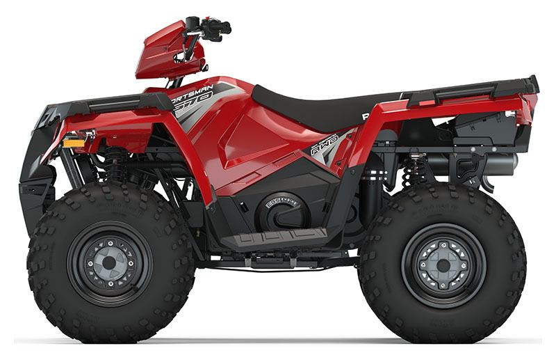 2020 Polaris Sportsman 570 EPS in Cambridge, Ohio - Photo 2
