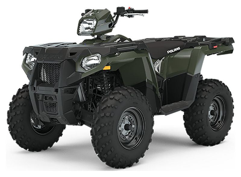 2020 Polaris Sportsman 570 EPS (EVAP) in Elkhorn, Wisconsin - Photo 1