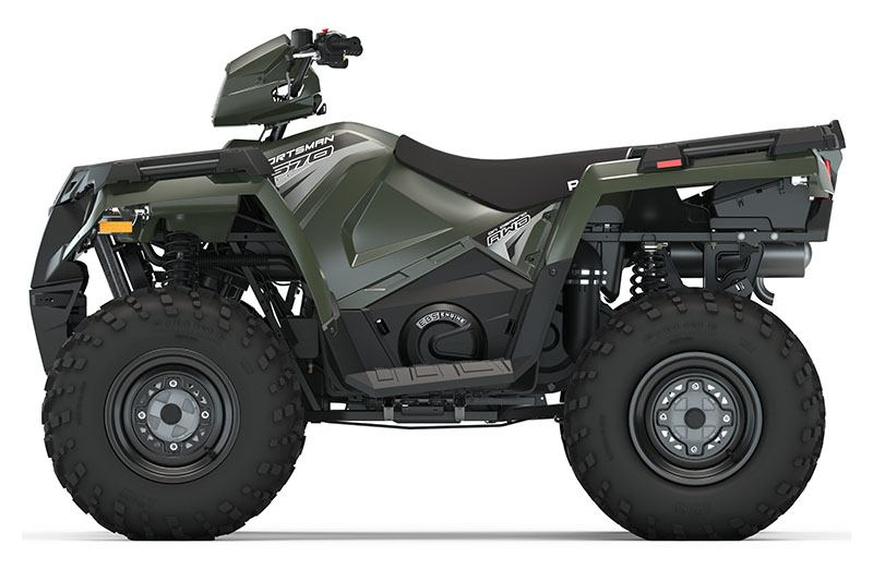 2020 Polaris Sportsman 570 EPS in Elk Grove, California - Photo 2