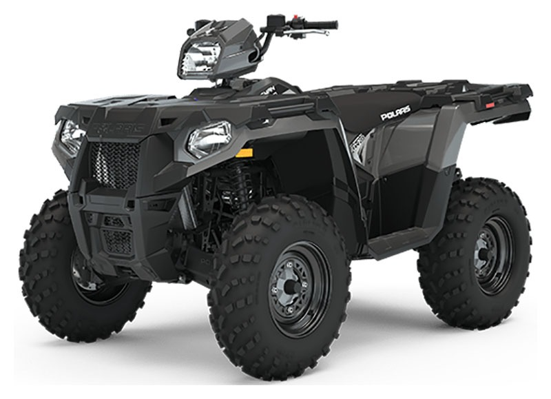 2020 Polaris Sportsman 570 EPS (EVAP) in Logan, Utah - Photo 1