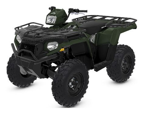 2020 Polaris Sportsman 570 EPS Utility Package in Sterling, Illinois