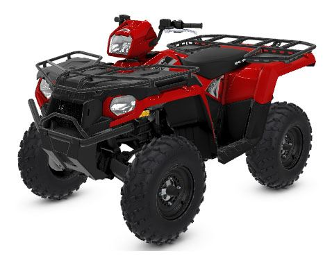 2020 Polaris Sportsman 570 EPS Utility Package in Hancock, Wisconsin