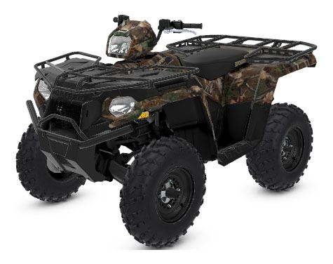 2020 Polaris Sportsman 570 EPS Utility Package in Union Grove, Wisconsin - Photo 1