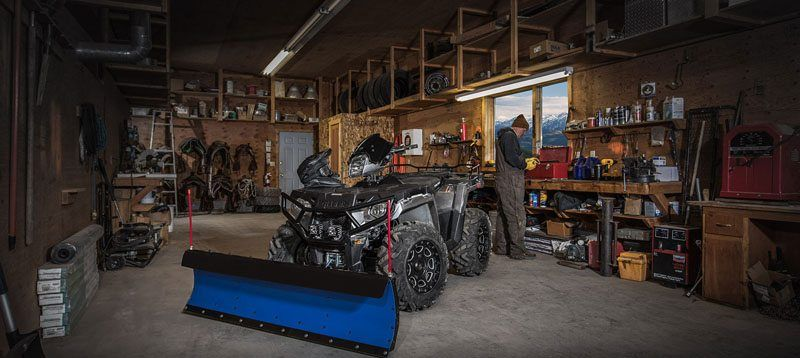 2020 Polaris Sportsman 570 EPS Utility Package (EVAP) in Hillman, Michigan - Photo 9