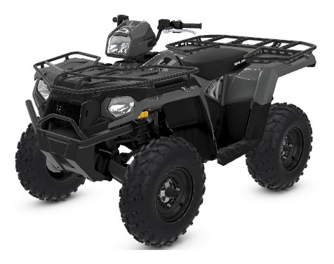 2020 Polaris Sportsman 570 EPS Utility Package in Newport, Maine