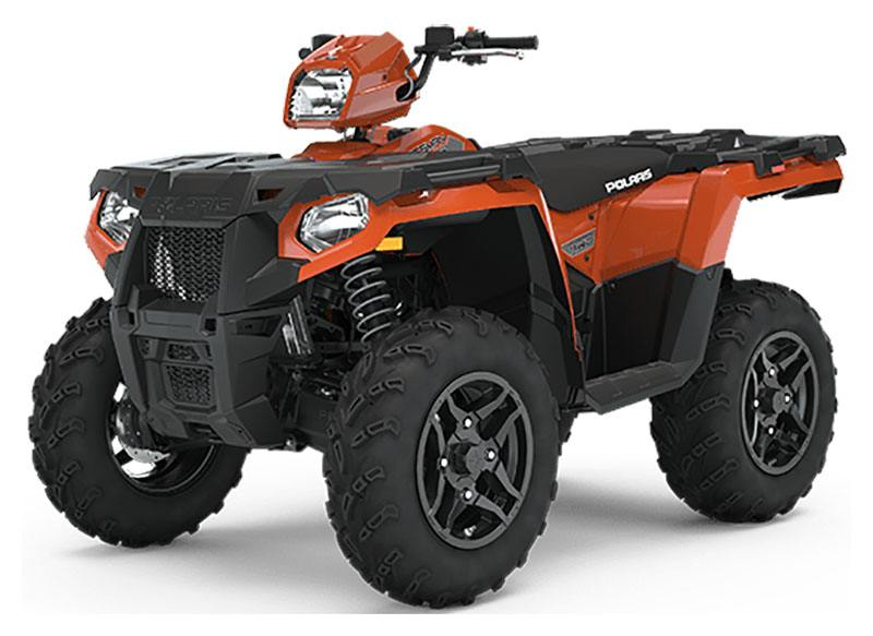 2020 Polaris Sportsman 570 Premium (EVAP) in Lewiston, Maine - Photo 1