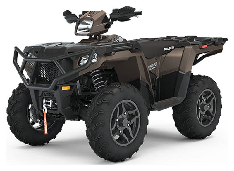 2020 Polaris Sportsman 570 Premium LE in Lewiston, Maine