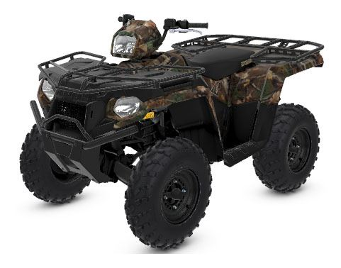 2020 Polaris Sportsman 570 Utility Package in Monroe, Michigan - Photo 1