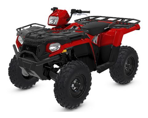 2020 Polaris Sportsman 570 Utility Package in Barre, Massachusetts - Photo 1