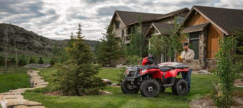 2020 Polaris Sportsman 570 Utility Package (EVAP) in Danbury, Connecticut - Photo 8