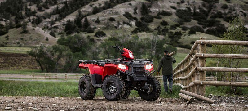 2020 Polaris Sportsman 570 Utility Package (EVAP) in Mount Pleasant, Michigan - Photo 5