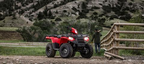 2020 Polaris Sportsman 570 Utility Package in Cedar Rapids, Iowa - Photo 5