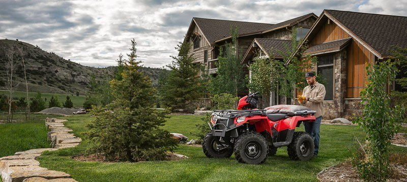 2020 Polaris Sportsman 570 Utility Package (EVAP) in Mount Pleasant, Michigan - Photo 8