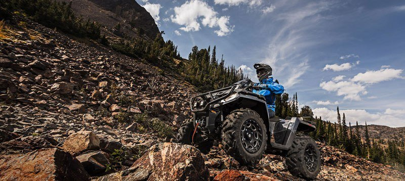 2020 Polaris Sportsman 570 Utility Package in Cambridge, Ohio - Photo 7