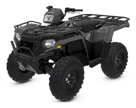 2020 Polaris Sportsman 570 Utility Package in Monroe, Michigan