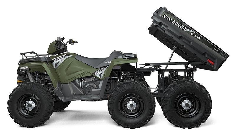 2020 Polaris Sportsman 6x6 570 (Red Sticker) in Danbury, Connecticut - Photo 2
