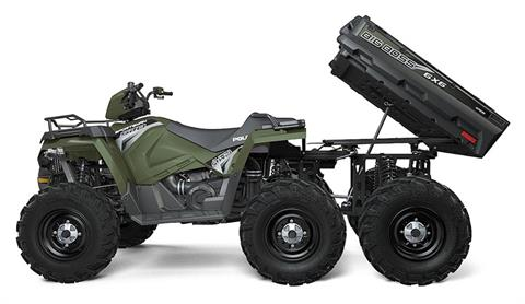 2020 Polaris Sportsman 6x6 Big Boss 570 EPS in Auburn, California - Photo 3