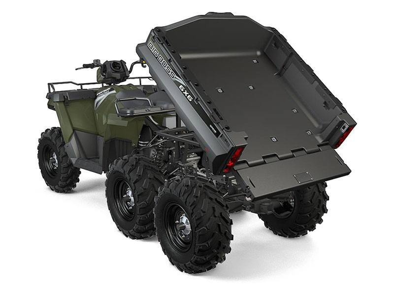 2020 Polaris Sportsman 6x6 Big Boss 570 EPS in Monroe, Michigan - Photo 4