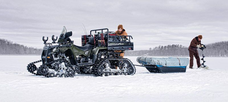 2020 Polaris Sportsman 6x6 Big Boss 570 EPS in Greenland, Michigan - Photo 6