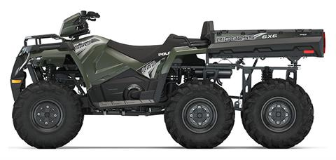 2020 Polaris Sportsman 6x6 Big Boss 570 EPS in Wichita Falls, Texas - Photo 2
