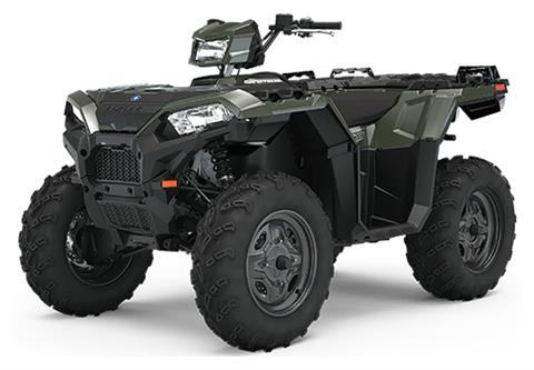 2020 Polaris Sportsman 850 (Red Sticker) in Petersburg, West Virginia