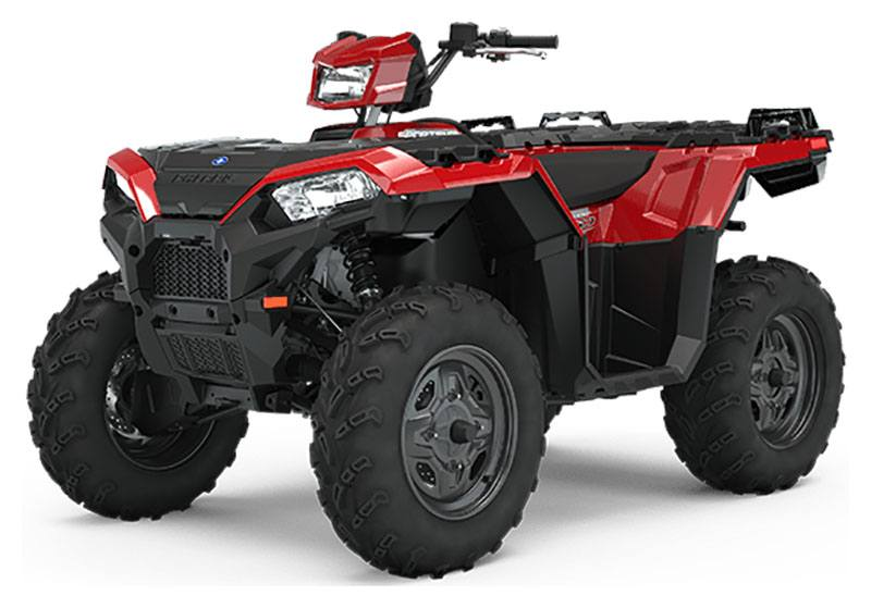 2020 Polaris Sportsman 850 (Red Sticker) in Mio, Michigan - Photo 1