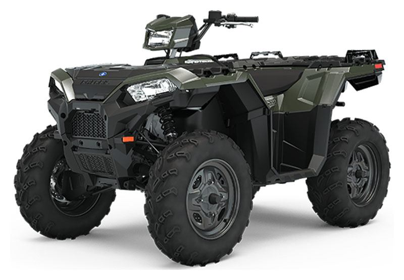 2020 Polaris Sportsman 850 (Red Sticker) in Altoona, Wisconsin - Photo 1