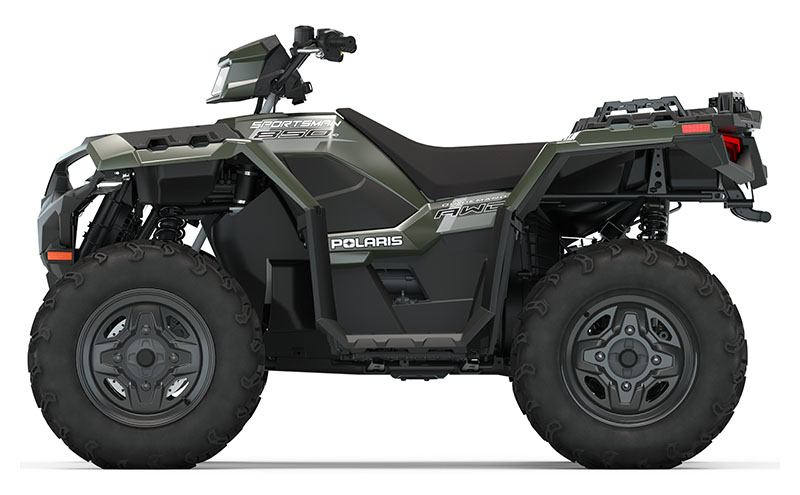 2020 Polaris Sportsman 850 in Tampa, Florida - Photo 2