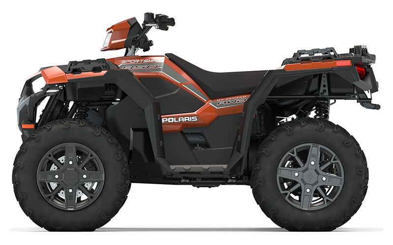 2020 Polaris Sportsman 850 Premium in Clyman, Wisconsin - Photo 2