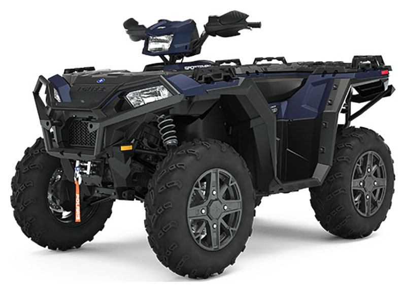2020 Polaris Sportsman 850 Premium LE in Houston, Ohio - Photo 1