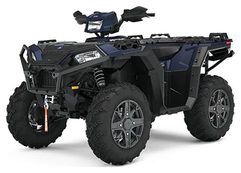 2020 Polaris Sportsman 850 Premium LE in Monroe, Michigan