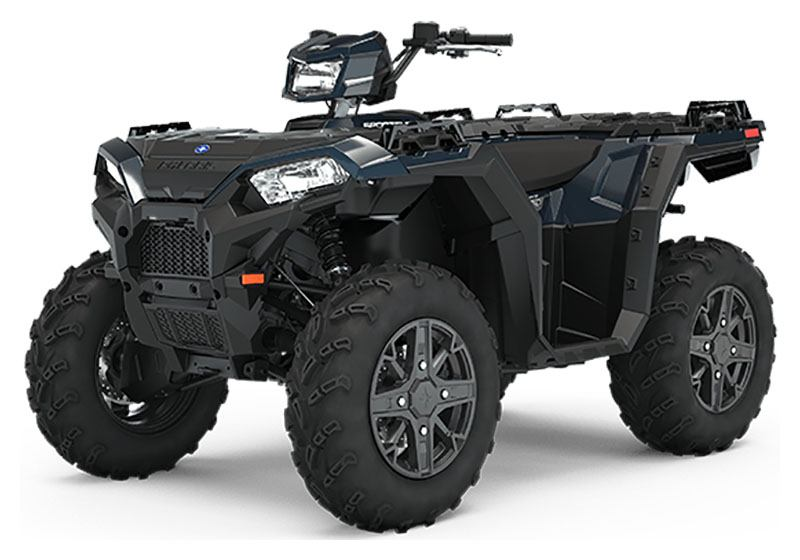 2020 Polaris Sportsman 850 Premium (Red Sticker) in Ontario, California - Photo 1