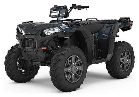 2020 Polaris Sportsman 850 Premium (Red Sticker) in Oak Creek, Wisconsin - Photo 1