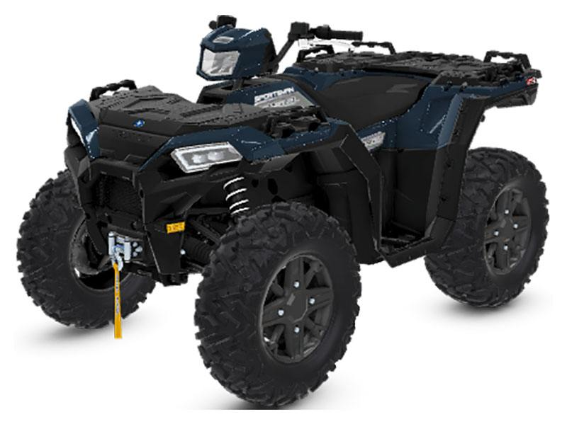 2020 Polaris Sportsman 850 Premium Trail Package in Altoona, Wisconsin - Photo 1