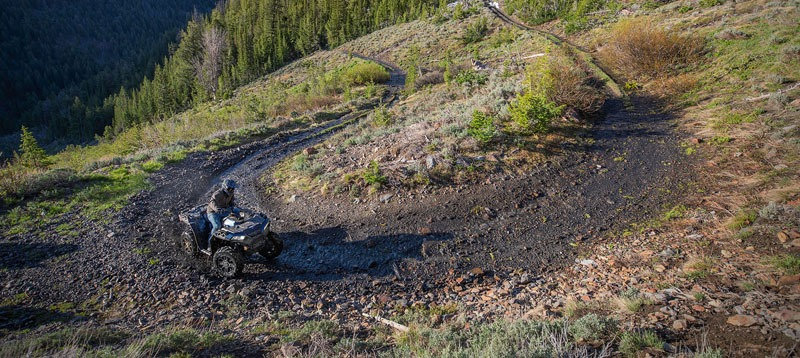 2020 Polaris Sportsman 850 Premium Trail Package in Three Lakes, Wisconsin - Photo 6