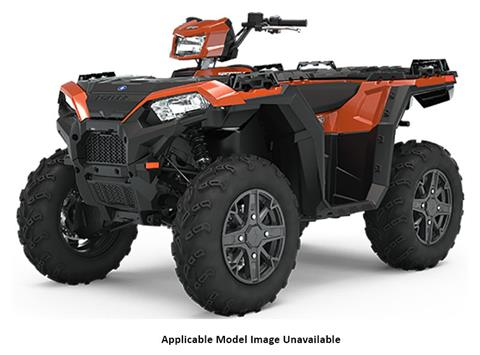 2020 Polaris Sportsman 850 Premium Trail Package (Red Sticker) in Mahwah, New Jersey